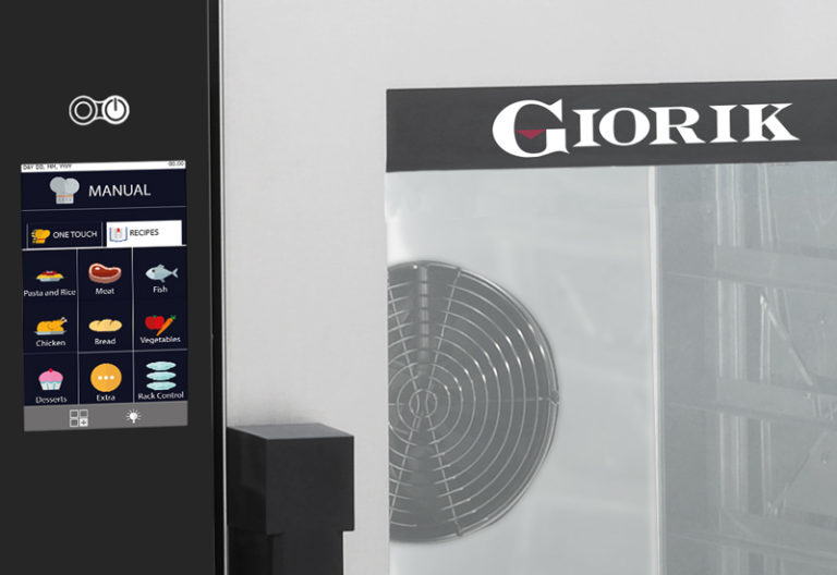 Giorik Movair countertop combi oven