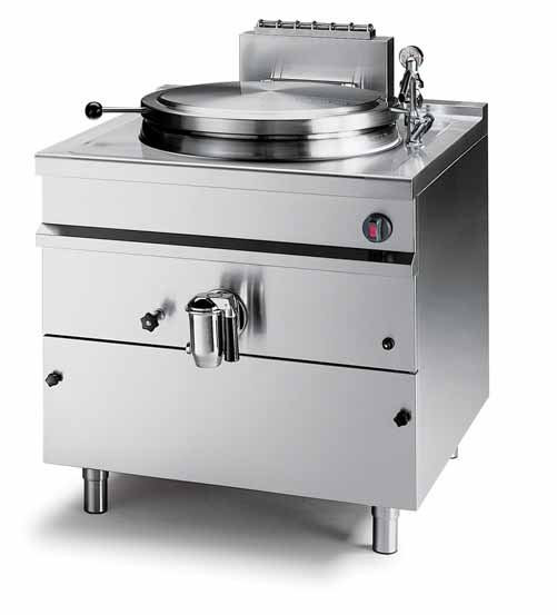 Firex PM8IG100 - 100 ltr Gas Indirect heat boiling pan