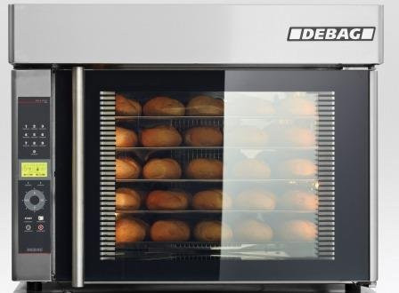 Debag Dila 5 - 5 Rack Electric Bake off oven