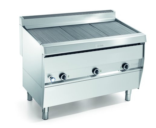 Arris GV1217EL electric chargrill with water tray
