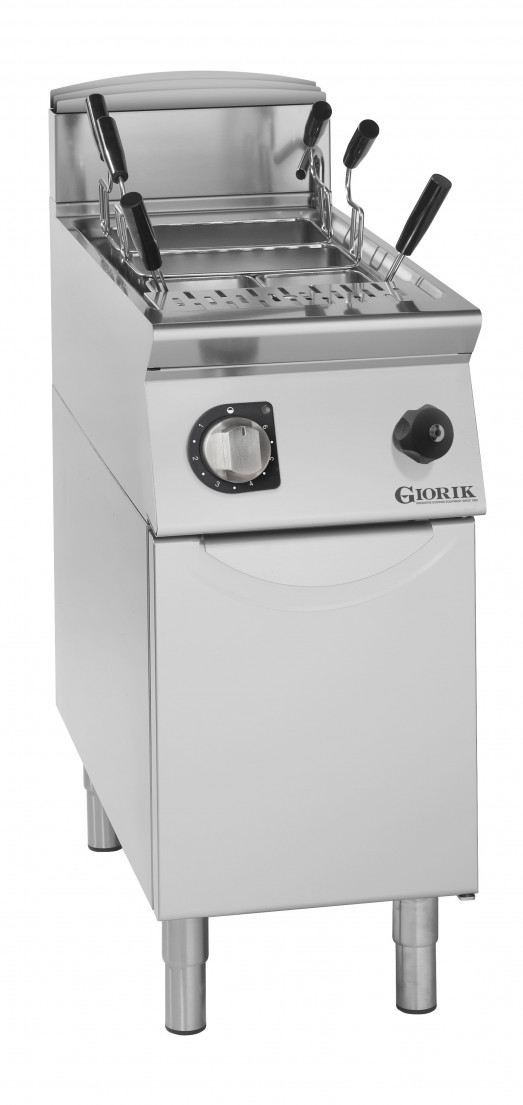 Giorik CPE726 Single Tank Electric Pasta Boiler 2/3gn