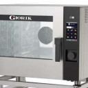 Giorik Movair MTG5W-L 5 rack Gas Combi/Bake off oven with wash system
