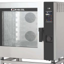 Giorik Movair MTG7W-L 7 rack Gas Combi/Bake off oven with wash system