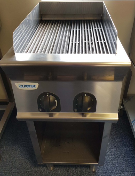 Tecnoinox GD4FE7 Floorstanding electric chargrill
