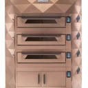 Italforni Diamond - Pizza Deck ovens, Can be Wall or Island sited