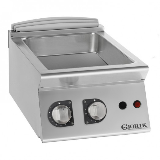 Giorik BM720T Counter top wet well bain marie - 1/1gn