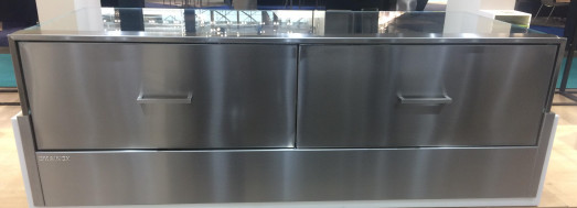 Pastry 8047090JWL - Refrigerated display for Pastry  with slide out drawers