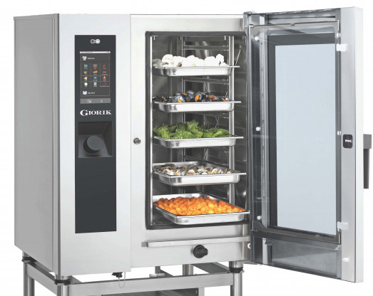 "Giorik SERE101W ""Steambox Evolution"" - 10 x 1/1gn rack Electric Combi oven"