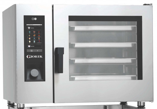 "Giorik SERE062W ""Steambox Evolution"" - 6 x 2/1gn rack Electric Combi oven"