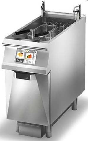 Olis EVO D9222/10FRGEVF  - Filtration High Output Gas fryer